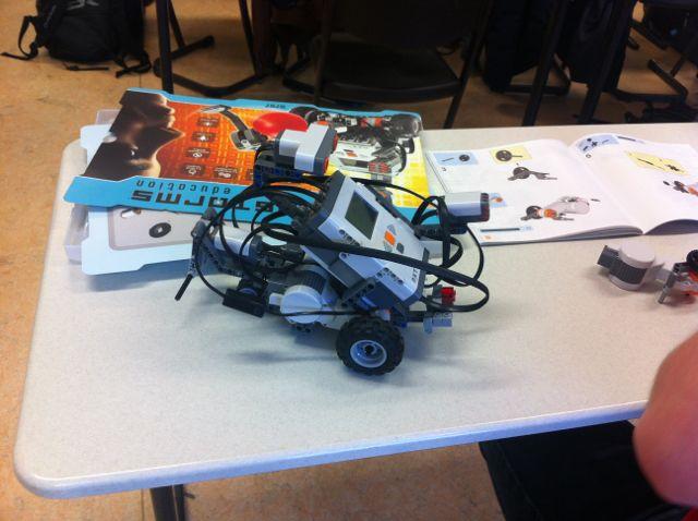 Lego Mindstorm NXT