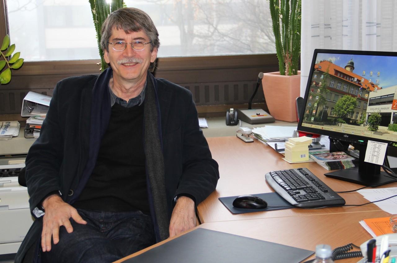 Manfred Keller, Schulleiter