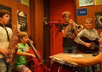 Projekt: Programmmusik