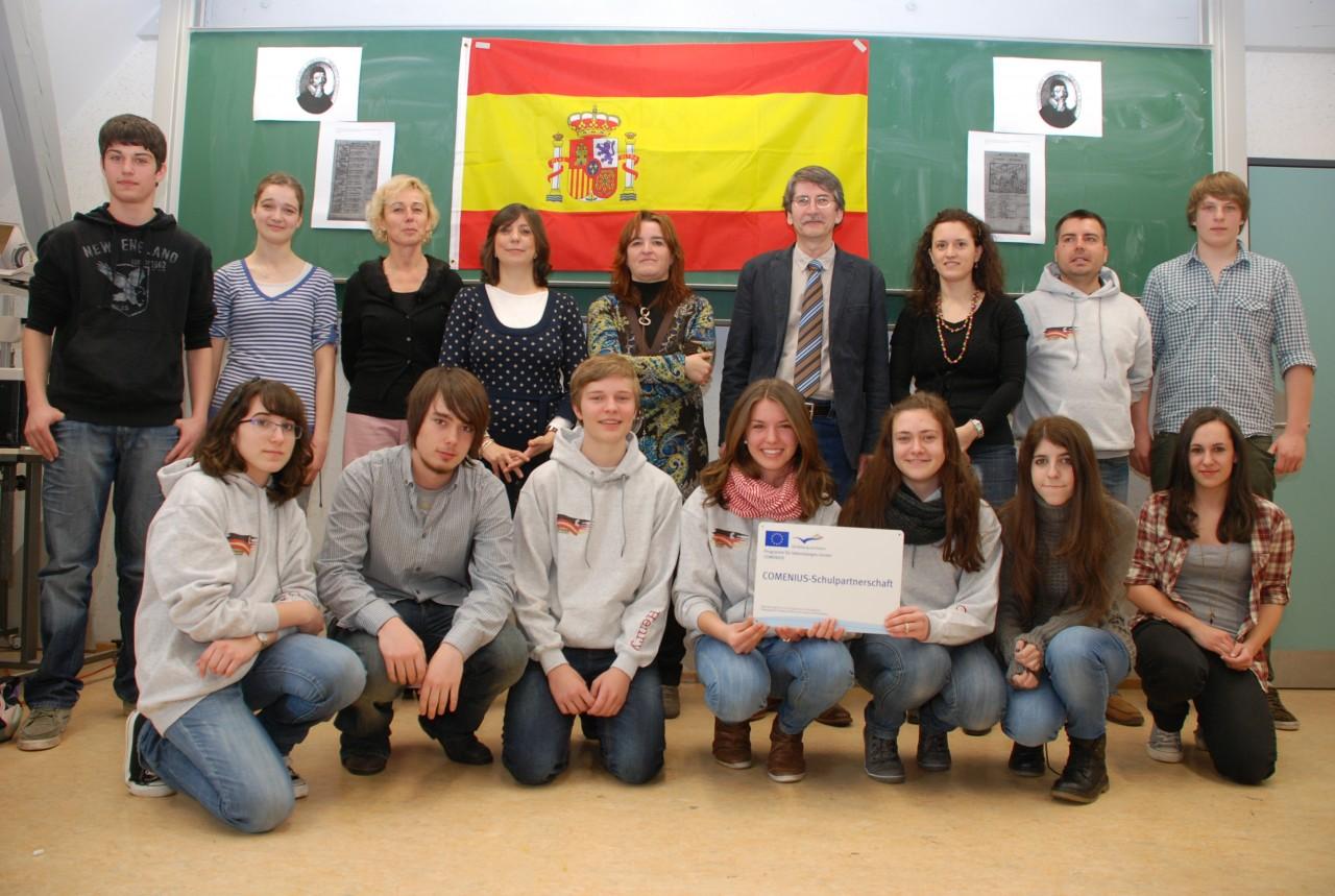 Comenius-Programm 2011-13