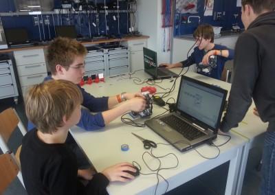 Robotik-Workshop
