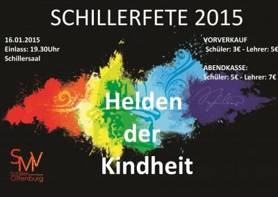 Schillerfete 2015