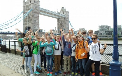 Borehamwood Student exchange 2015