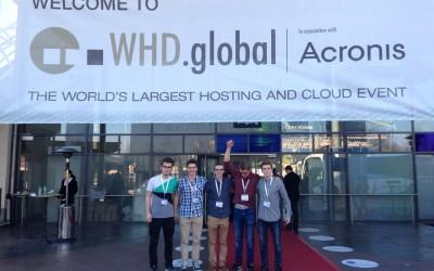 Schiller-Informatik auf den World Hosting Days 2016