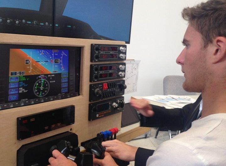 Max landet einen Airbus