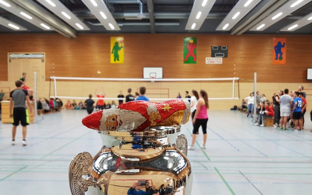 Bericht der 33. Volleyball-Schulmeisterschaft