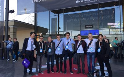 Informatiker auf World Hosting Days 2017