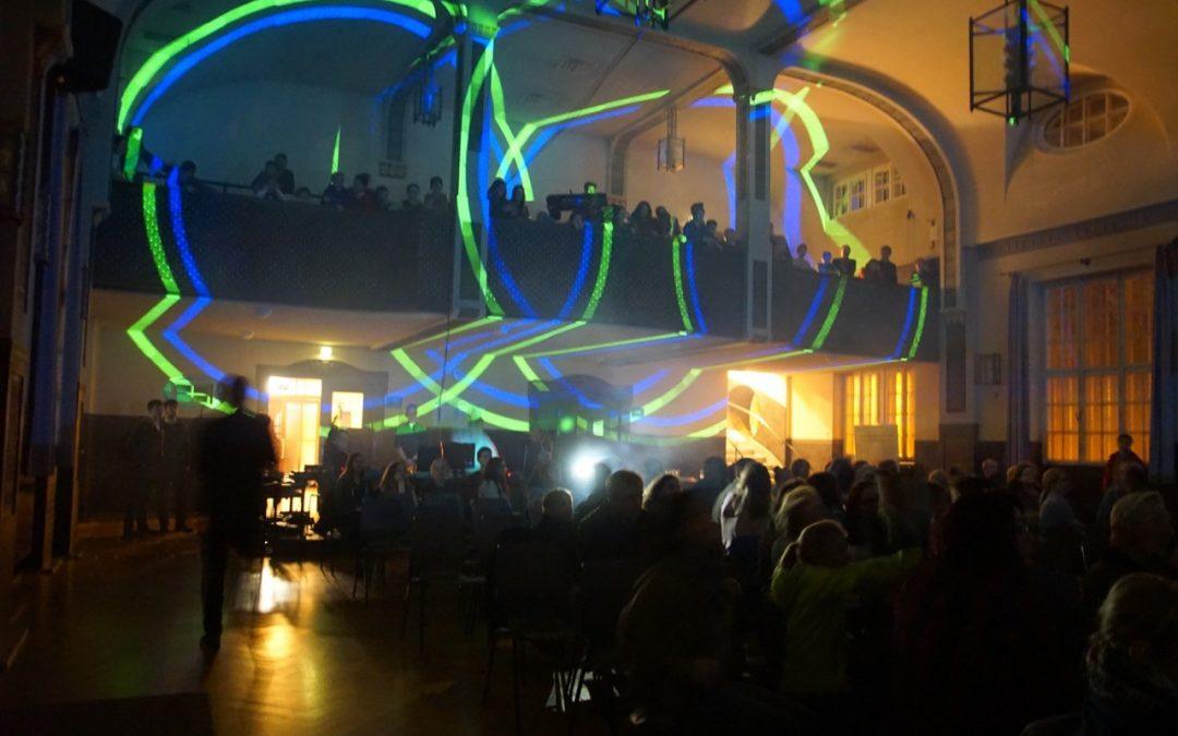 Zweiter Pepper-MINT-abend im Schillersaal