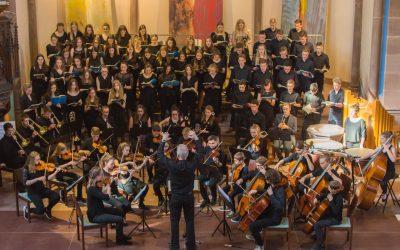 Ein Mozartrequiem der Extraklasse : Schiller-Schüler begeistern ihr Publikum