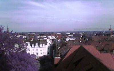 Himmel über Offenburg