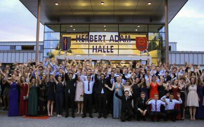 Abiturfeier des Schiller-Gymnasiums