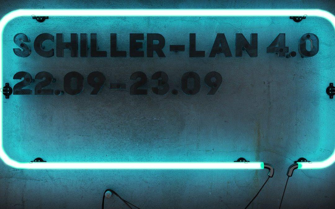 Schiller-LAN 4.0 – Das Beste kommt zum Schluss!