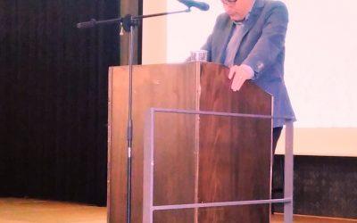 Vortrag von Dr. Wolfgang M. Gall im Schillersaal am Montag den 11.12.2017
