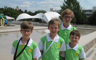 Pangea-Mathematikwettbewerb 2018