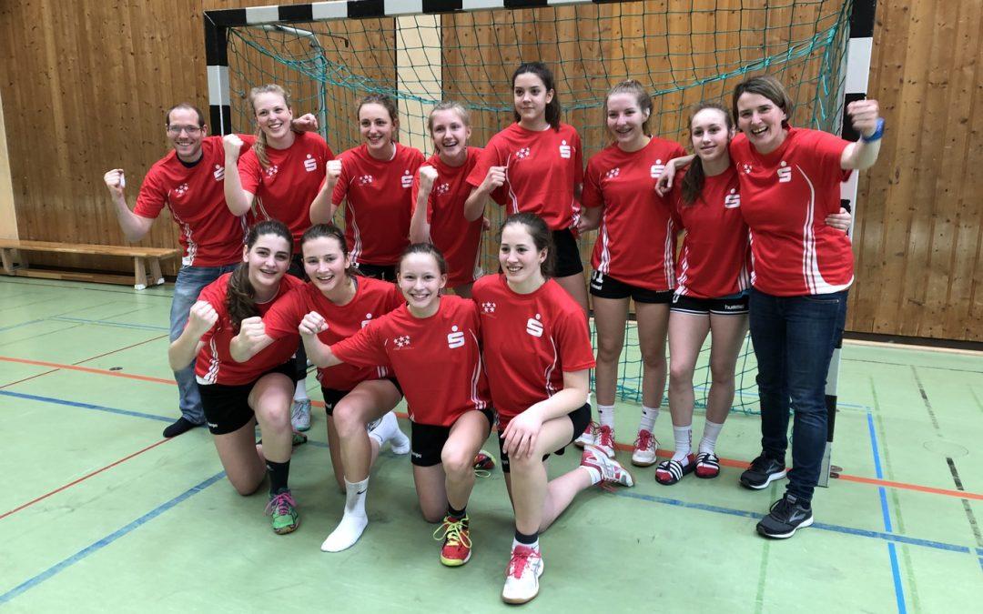 Nur ein Handball-Team aus ganz BW war besser… Silber beim WK2-Landesfinale!
