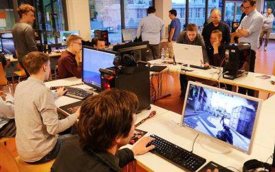Schiller-LAN e.V. organisiert Videospiel-Abend für Eltern