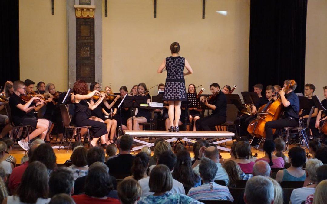 Sinfonischer Abend mit den Schiller-Streichorchestern