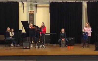2. Songwettbewerb am Schiller-Gymnasium