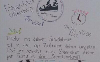 Spendenlauf der Offenburger Schulen