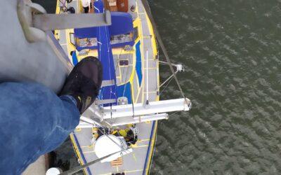Meerespraktikum Teil 1: TNT in der See